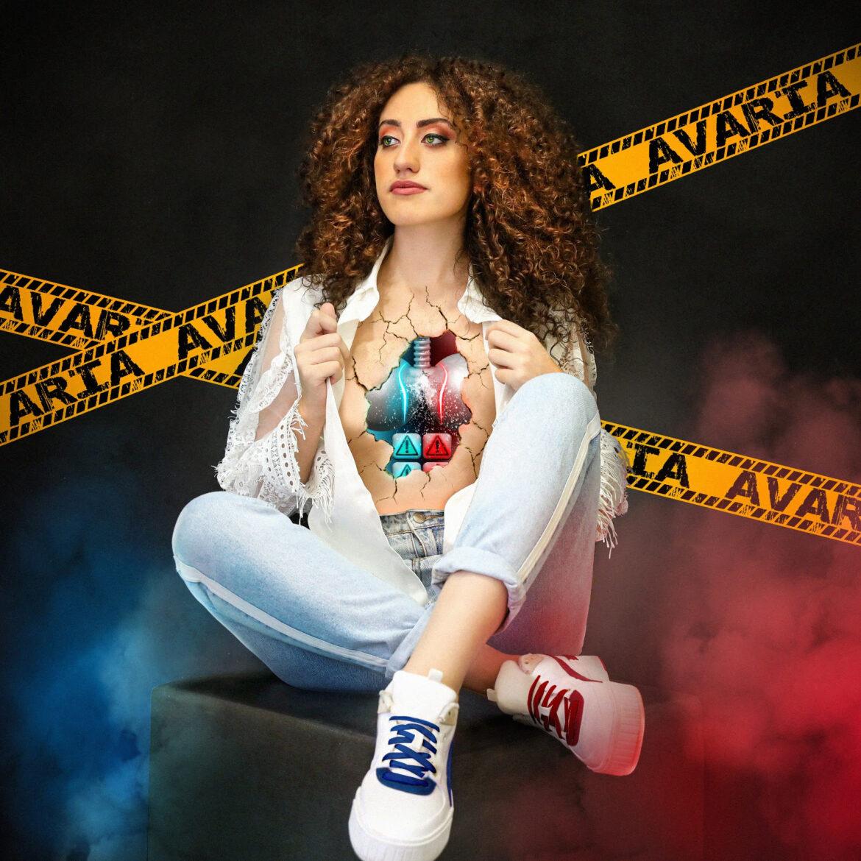 """Denise Graziano pubblica """"Avaria"""", brano di debutto disponibile da oggi in radio"""