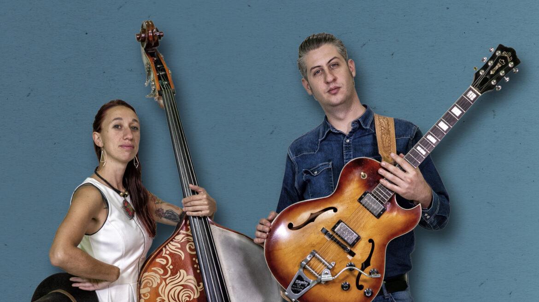Lovesick duo dall'Italia agli States a suon di blues