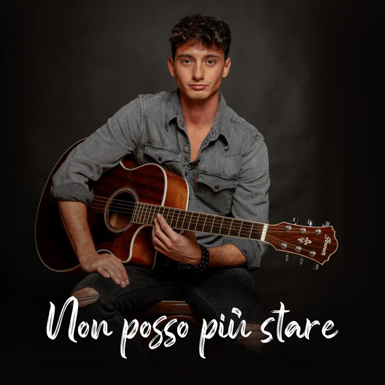 Simone Zanelli il guerriero con la chitarra