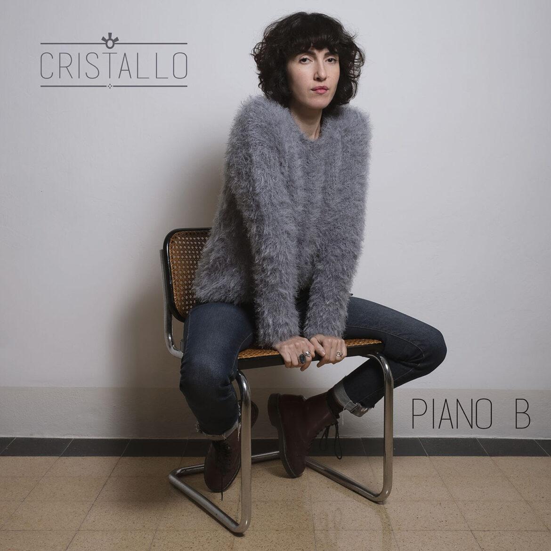 """Cristallo pubblica in digitale """"Piano B"""" il nuovo EP dall'8 dicembre"""