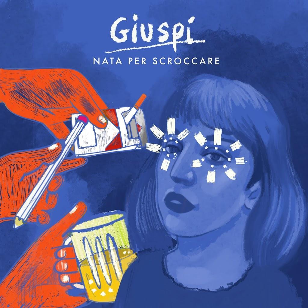 """""""Nata per scroccare"""" brano d'esordio della cantante Giuspi, dal 4 dicembre in radio e streaming"""
