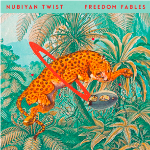 NUBIYAN TWIST, tra i migliori rappresentanti della nuova scena experimental jazz inglese, pubblicano oggi un nuovo brano tratto dal disco in arrivo il 12 marzo (Strut Records)