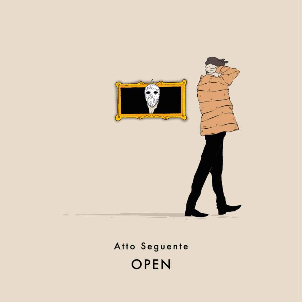 OPEN è il singolo di debutto di ATTO SEGUENTE
