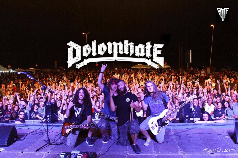 DOLOMHATE:  HAPPY ENDING SUICIDE  E' IL CONTROVERSO CONCEPT ALBUM DI DEBUTTO