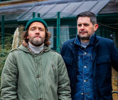 STUBBORN HEART: il duo italo inglese pubblica il nuovo singolo che anticipa 'Made of Static', il disco in arrivo il 4 giugno (One Little Ind Records)
