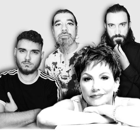 """Venerdì 26 marzo esce in radio il nuovo brano dei CAMELIA feat. DONATELLA MILANI, """"GUARDAMI"""""""