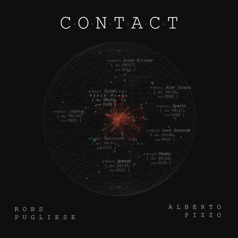 Contact, il disco d'esordio del duo Pizzo | Pugliese  con special guest Paolo Fresu