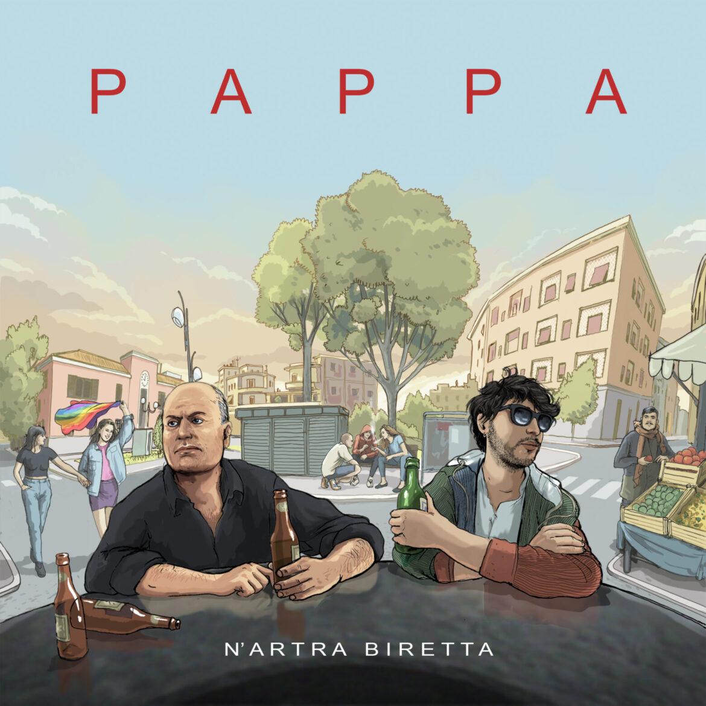 """Da venerdì 28 maggio sarà in rotazione radiofonica """"N'artra biretta"""", il nuovo singolo di Pappa"""