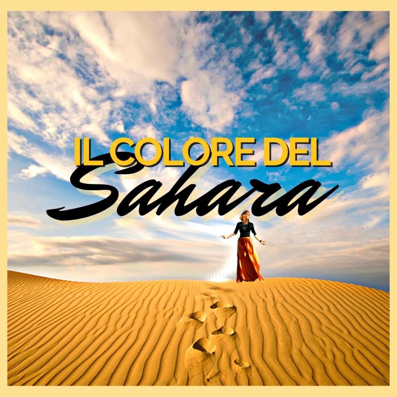 """Venerdì 7 maggio esce in radio il nuovo singolo di Aristea, """"IL COLORE DEL SAHARA"""""""