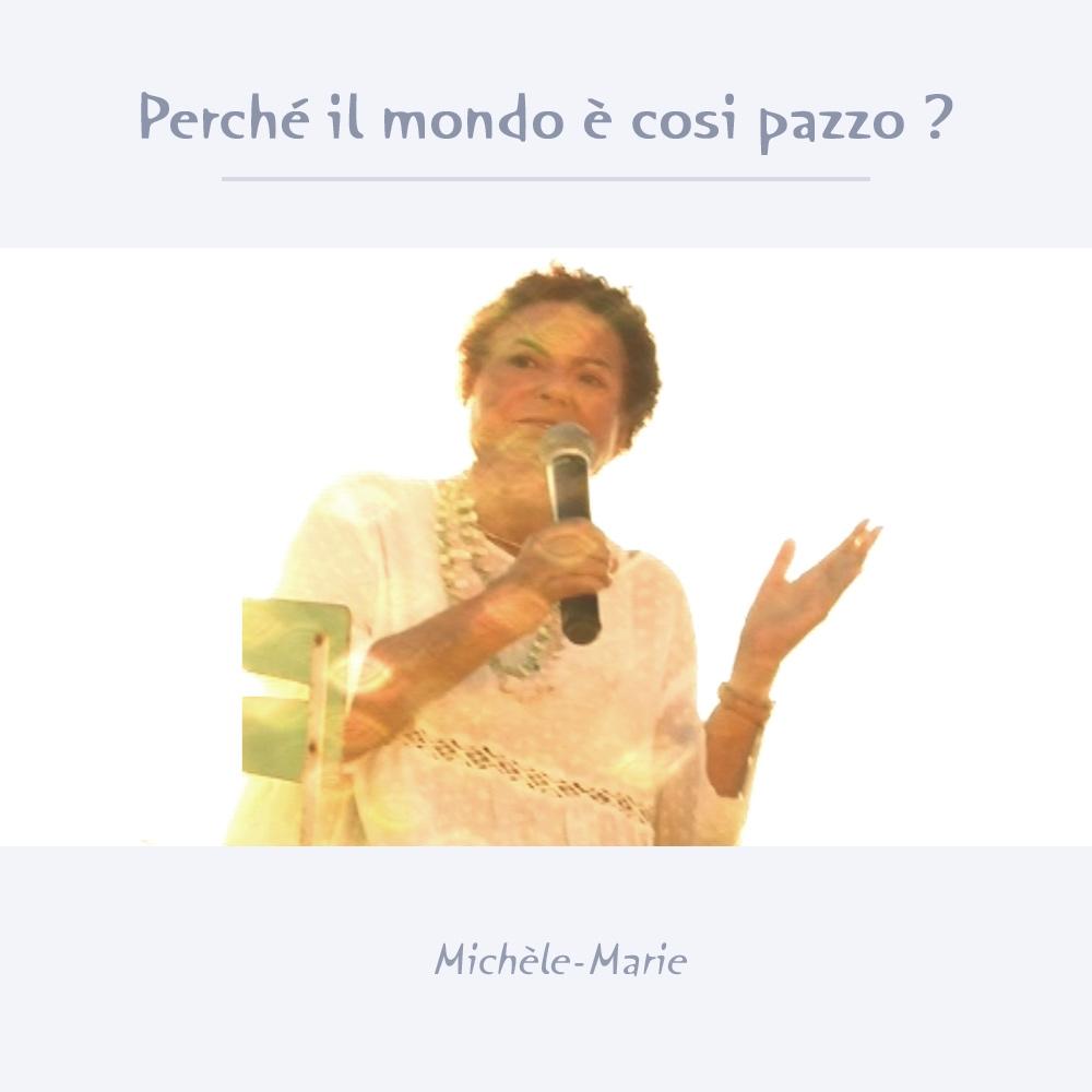 """Michèle-Marie, la cantautrice francese presenta il nuovo singolo """"Perché il mondo è cosi pazzo?"""""""