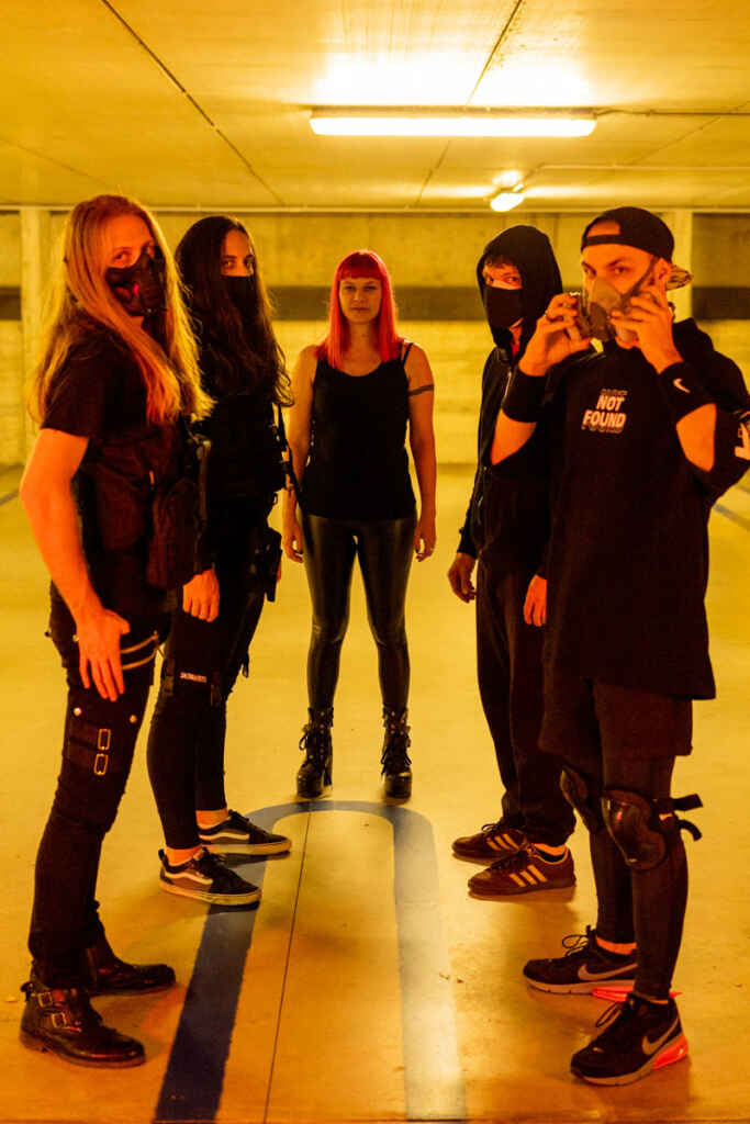"""Eveline: """"Old Tree Dance"""" il nuovo singolo della band è un racconto a sfondo mitologico che cela un messaggio sociale."""