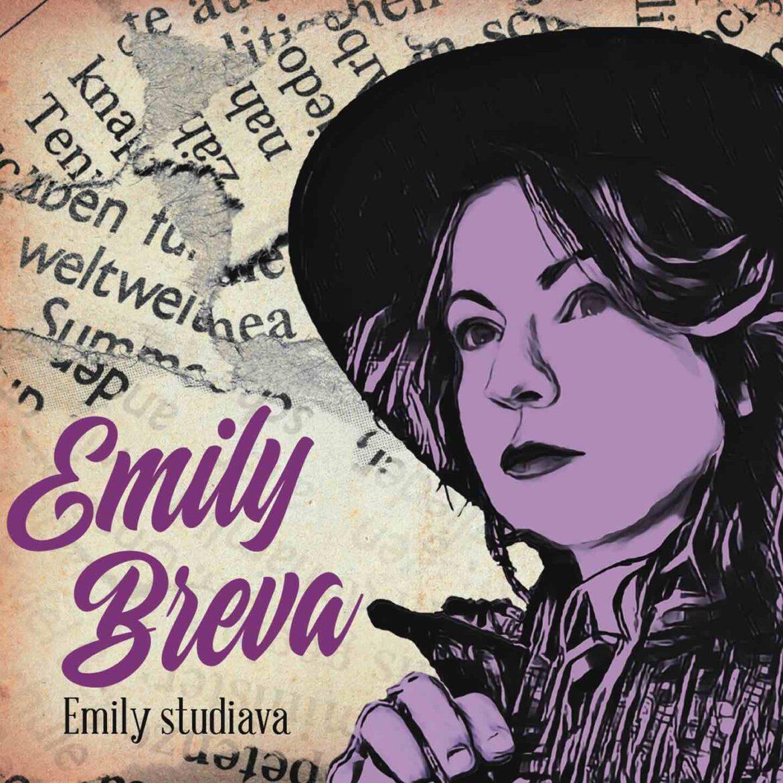 """Esce oggi """"EMILY STUDIAVA"""", il nuovo EP della cantautrice EMILY BREVA, accompagnato dal singolo omonimo"""