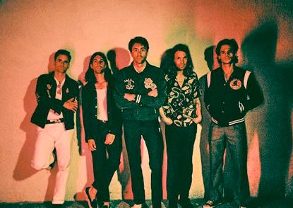 The Vaccines pubblicano 'El Paso', l'ultima anticipazione tratta da 'Back In Love City', il nuovo disco in arrivo il 10 settembre (AWAL)