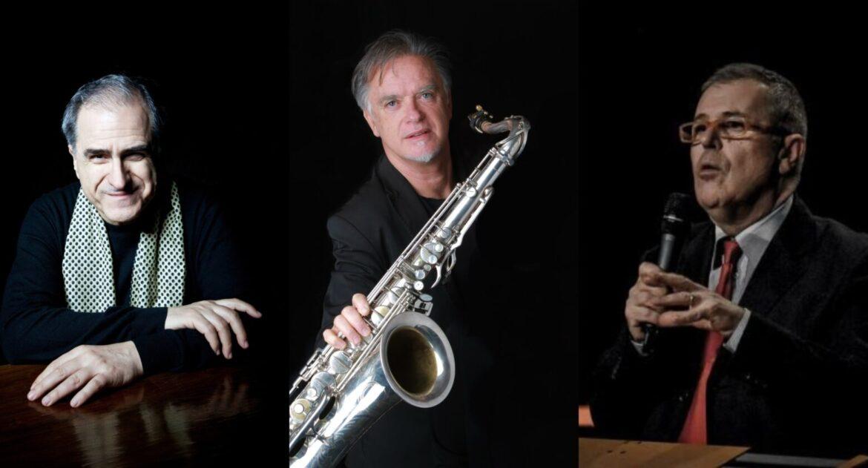Il grande jazz dell'Atelier Musicale: l'omaggio a Bill Evans di Enrico Pieranunzi, Stefano Cantini e Maurizio Franco sabato 16 ottobre alla Camera del Lavoro di Milano